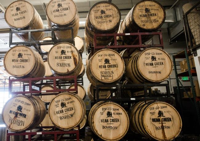 Best Whiskey Distilleries Denver