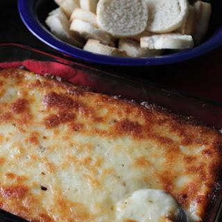Mozzarella Fonduta - Olive Garden's Copycat