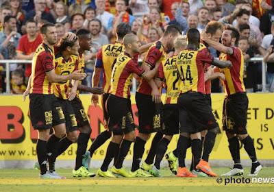 En roepen de spelers van KV Mechelen uit het niets Buffalo!