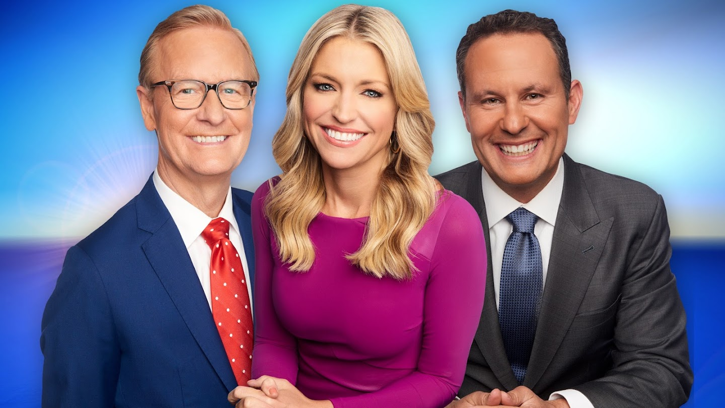 Watch FOX and Friends Saturday live