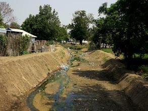 Photo: Juba has very few sewage and water mains