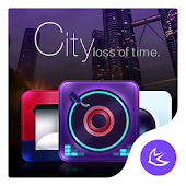 City-APUS Launcher theme