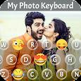My Photo Keyboard - Customize Photo Wallpaper icon