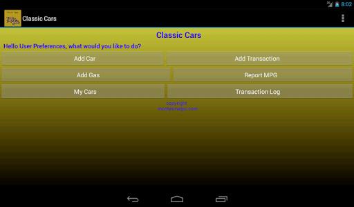 Classic Cars screenshot 10