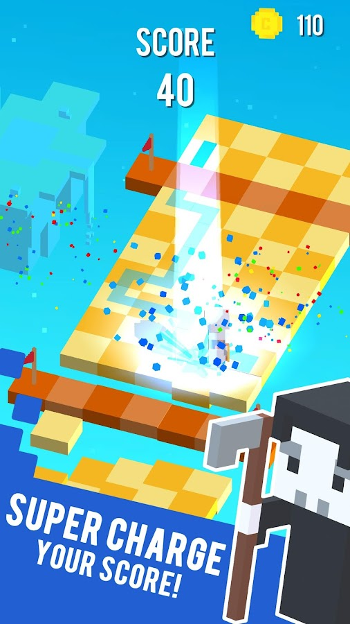Sky Hoppers- screenshot