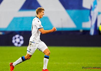 De Ketelaere aardig op weg om duurste speler in België te worden