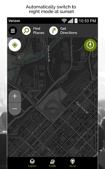 #2. MapQuest GPS Navigation & Maps (Android)