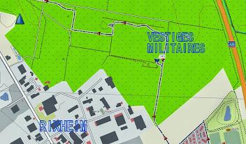 Des vestiges militaires à deux pas du terrain de sport de Rixheim