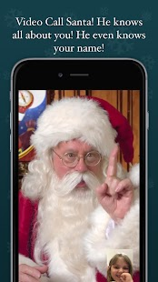 Santa Video Call Free - North Pole Command Center™ - náhled
