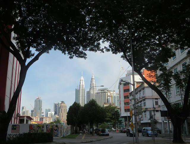 Bài số 29. Những ngày ở thủ đô Kuala Lumpur