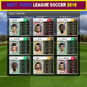 Best Guide League Soccer 2016 icon