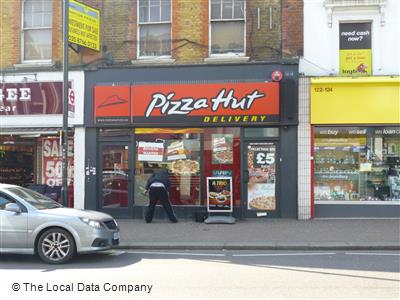 Pizza Hut Delivery On High Street Pizza Takeaway In Penge