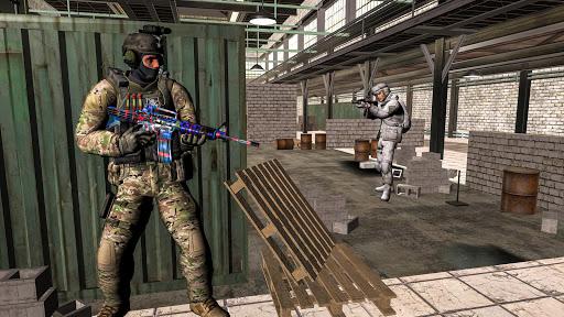 Commando Secret mission - FPS Shooting Games 2020  screenshots 8