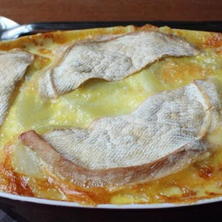 Tartiflette (French Potato, Bacon, and Cheese Casserole).