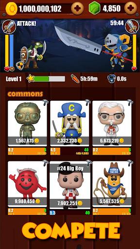 LootMaster: Idle Incremental Clicker RPG Prizes apkdebit screenshots 4