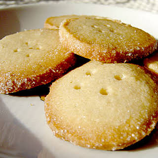 French Butter Cookies.