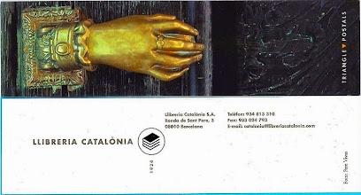 Photo: Llibreria Catalonia