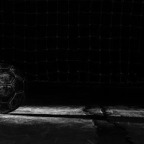 Ball by Nugroho Kristanto - Sports & Fitness Soccer/Association football ( ball, football, shaddow )