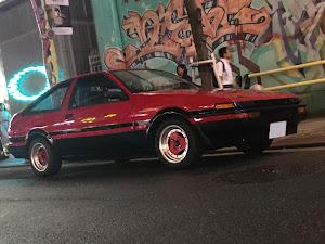 スプリンタートレノ AE86 84年式GT-Vのカスタム事例画像 たつやさんの2018年04月27日23:25の投稿