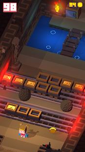 Blocky Raider- screenshot
