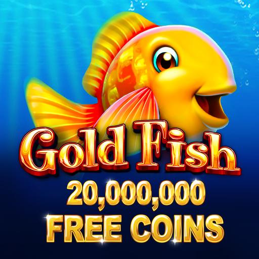 Gold Fish Slots: Machine à Sous Gratuite