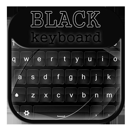 Black Keyboard Themes