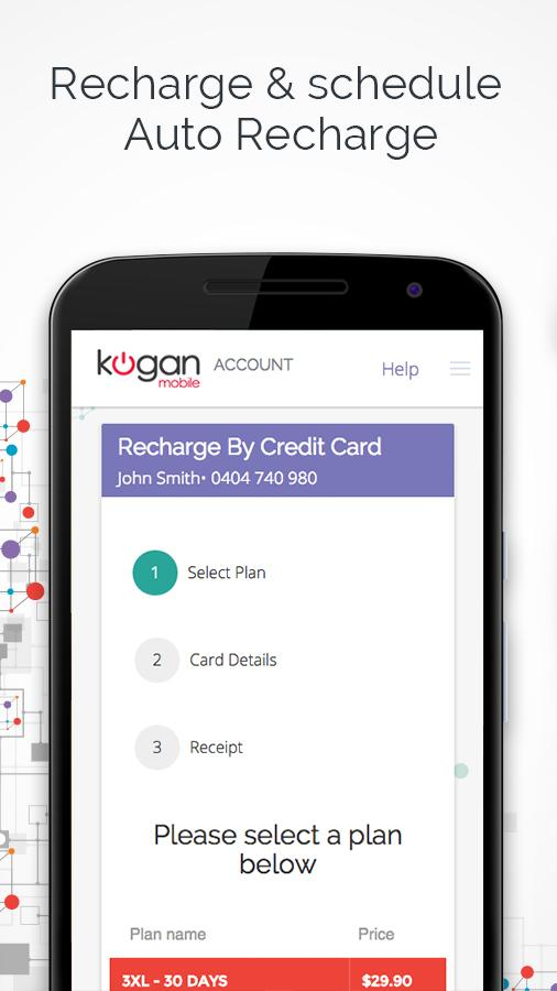 Kogan Mobile- screenshot