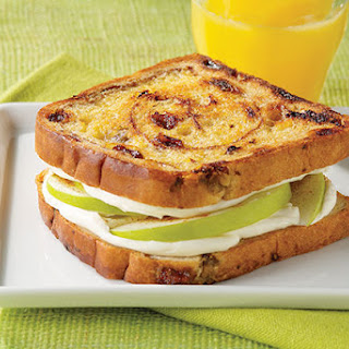 Raisin Bread Sandwiches Cream Cheese Recipes.
