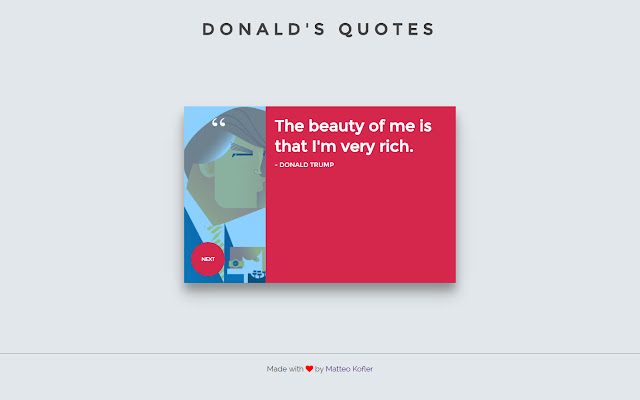 Donald's quotes