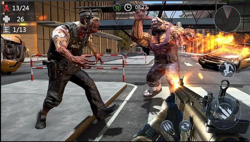 Zombie Critical Strike- New Offline FPS 2020 apkpoly screenshots 11