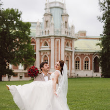 Wedding photographer Anastasiya Nikitina (anikitina). Photo of 27.07.2018