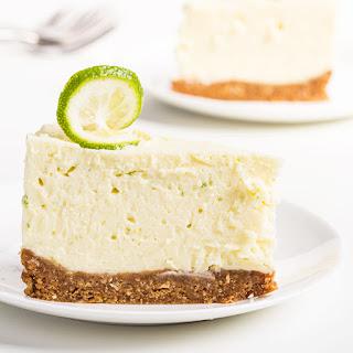 "No-Bake Key Lime ""Cheesecake"""