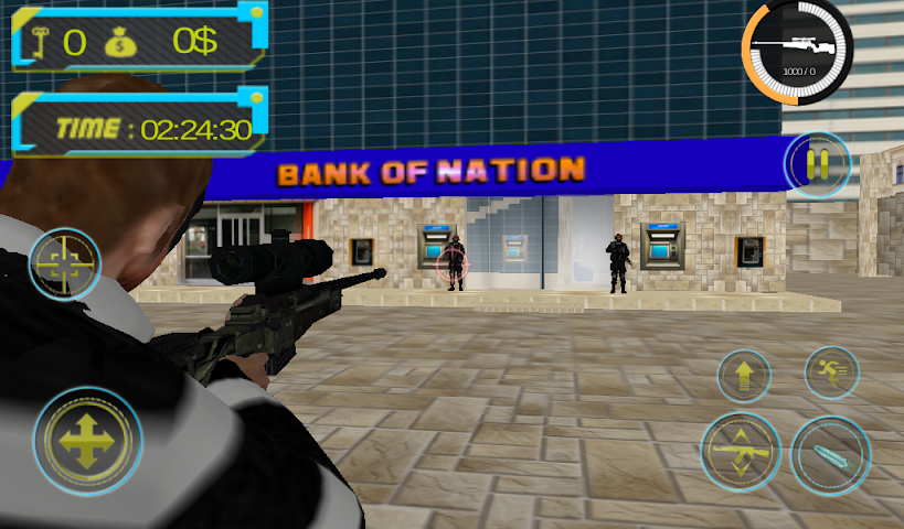 android Bank Robbery : Crime Case Screenshot 2