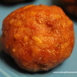 Amish Ham Meatballs Recipe