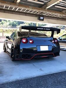 NISSAN GT-R  2011 ブラックエディションのカスタム事例画像 あつさんの2018年10月03日19:22の投稿