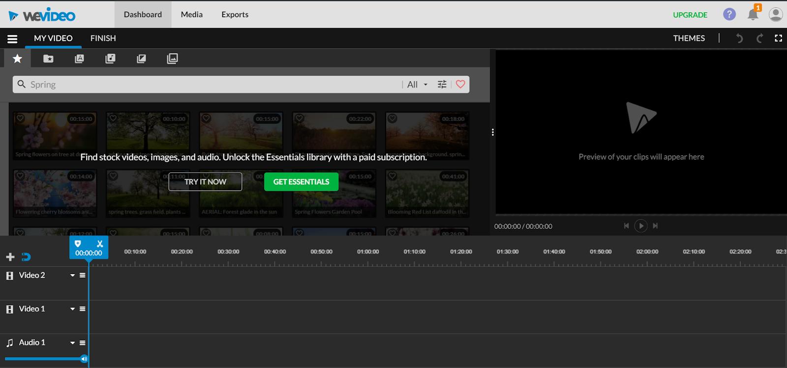 створення відеокліпів