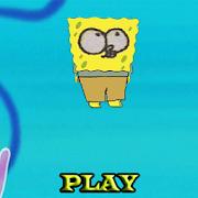 bouncing sponge
