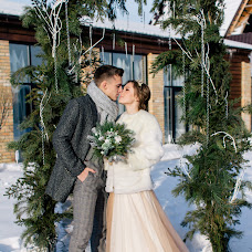 Wedding photographer Tatyana Porozova (tatyanaporozova). Photo of 24.11.2017