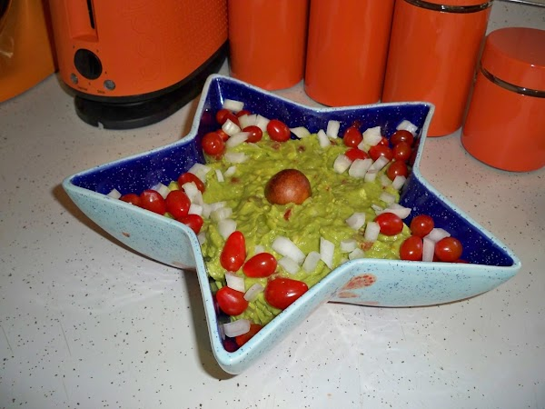 Guacamole For A Crowd-annette's Recipe