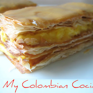 Colombian Desserts Recipes
