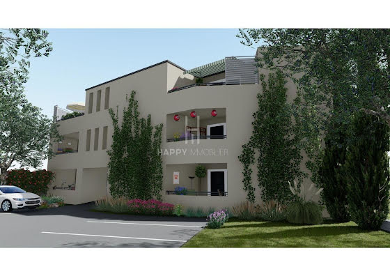 Vente appartement 3 pièces 65,22 m2