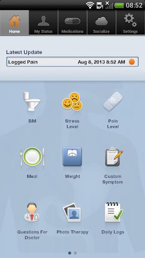 GI Monitor screenshot for Android