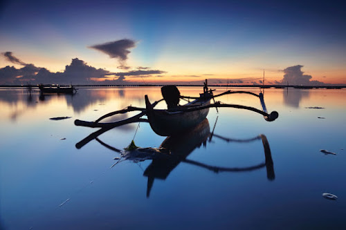 Almost Fell by Gunk Satria - Landscapes Sunsets & Sunrises