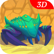 Spore Monsters.io 3D - Free Idle Game