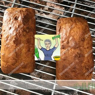 Air Fryer Banana Bread Recipe