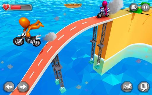 Fun Bike Race 3D 1.0 screenshots 2
