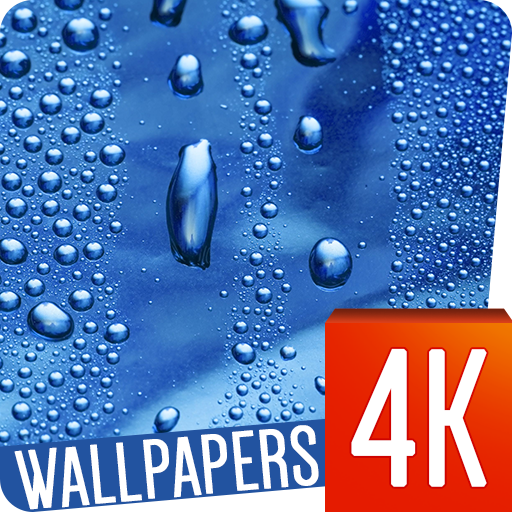 Wet Screen Wallpapers 4k