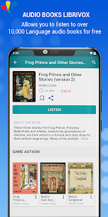 LibriVox AudioBooks Apk : Listen free audio books 3
