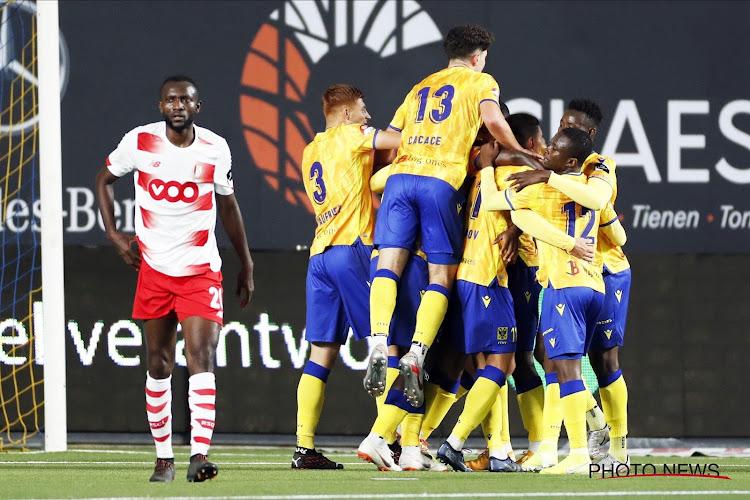 Ongeïnspireerde Rouches laten koppositie liggen na 2-0 nederlaag bij STVV