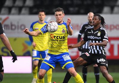 Le Sporting de Charleroi prolonge un de ses cadres